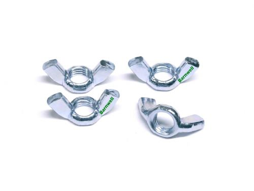 Barnwell Pack of 4 Wing Nuts for Brick Profle Clamp Bars